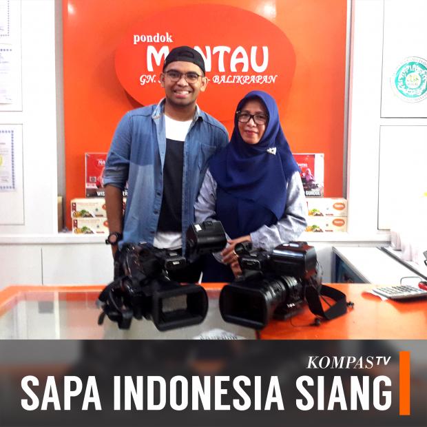 Sapa Indonesia Siang – KompasTV